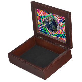 Earth Vibes Keepsake Box
