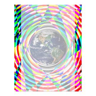 Earth Vibes Letterhead