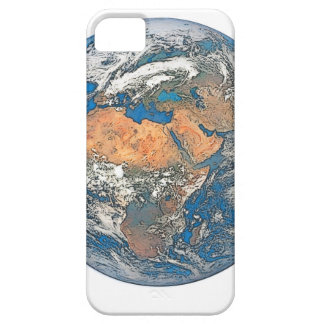 Earth View focused on the Cradle of Civilization iPhone SE/5/5s Case