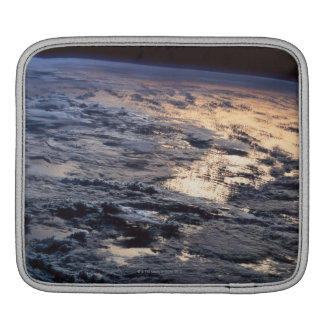 Earth Viewed from a Satellite iPad Sleeve