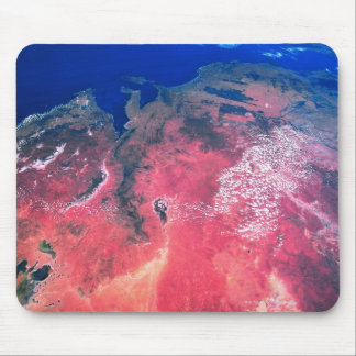 Earth Viewed from Space 2 Mouse Pad