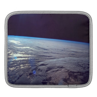 Earth Viewed from Space 3 Sleeve For iPads