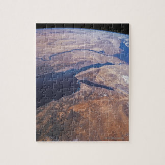 Earth Viewed from Space Jigsaw Puzzle