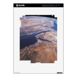 Earth Viewed from Space Skin For iPad 3