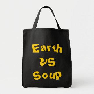 Earth vs.Soup Tote Bag