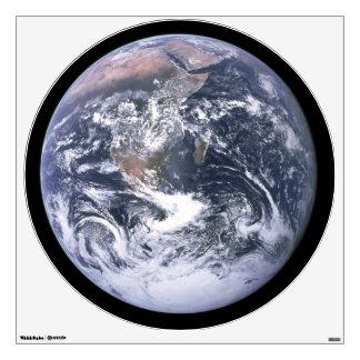 Earth Wall Decal