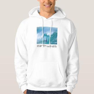 earth waves hoodie