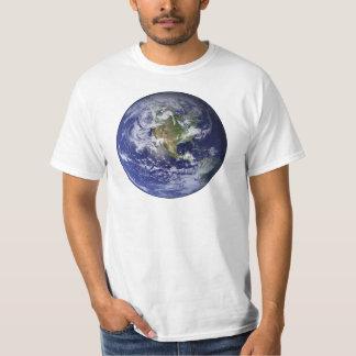 Earth - Western Hemisphere T-Shirt
