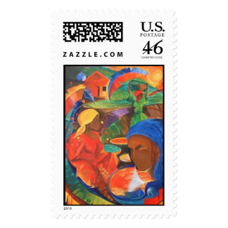 earth wind and fire postage stamps