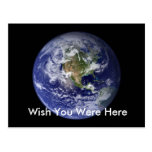 Earth, Wish You Were Here Postcard