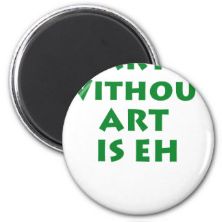 Earth without ART is eh Magnet