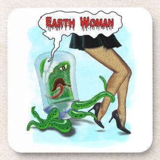 Earth Woman Coaster