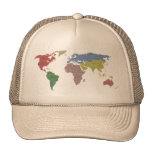 earth world cloth trucker hat