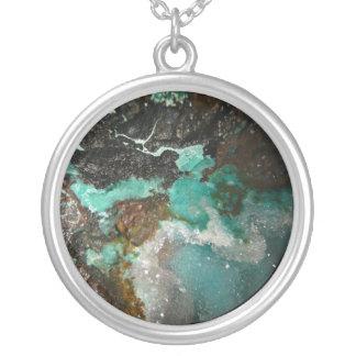 Earth World Gem Necklace
