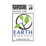 Earth worthy Postage Stamps