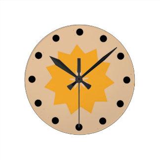Earthbound Clock