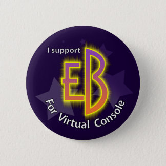 EarthBound for VC Button