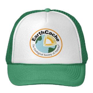 EarthCache Baseball Cap Trucker Hat