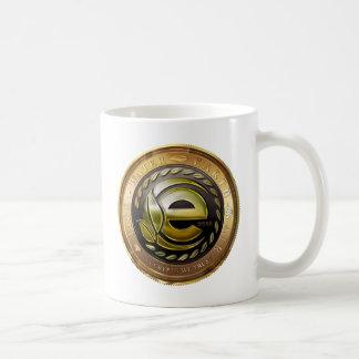 Earthcoin logo coffee mug