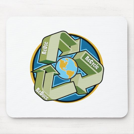 EarthDay-1 Mouse Pad