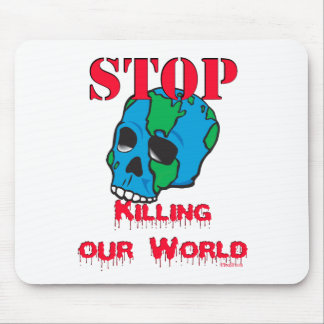 EarthDay-3 Mouse Pad