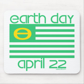 EarthDay-7 Mouse Pad