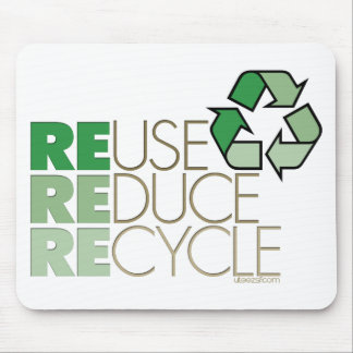 EarthDay-9a Mouse Pad