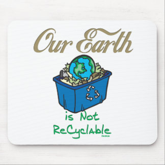 EarthDay-9c Mouse Pad
