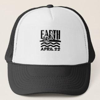 EARTHDAY, APRIL 22 TRUCKER HAT