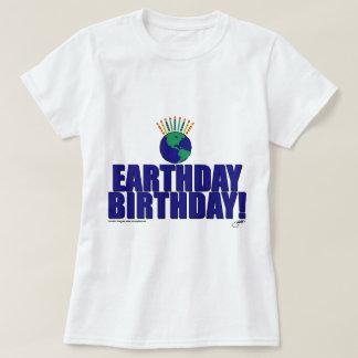 Earthday Birthday T-Shirt