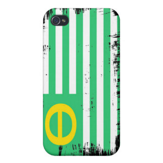 earthday flag iPhone 4/4S cover