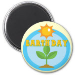 Earthday Shirts and Gifts Fridge Magnets