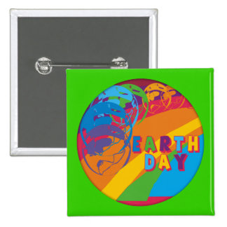 Earthday T Shirts and Gifts Buttons