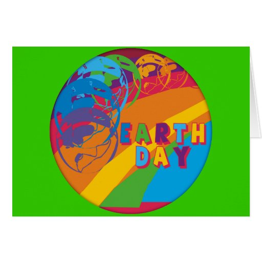 Earthday T Shirts and Gifts Card