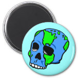 Earthday T Shirts and Gifts Fridge Magnet