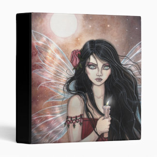Earthen Dusk Fairy Fantasy Art Binder