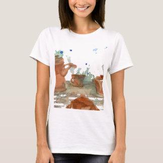 Earthenware  CricketDiane Coffee Art T-Shirt