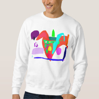 Earthenware Found at the Bottom of the Site Pull Over Sweatshirt