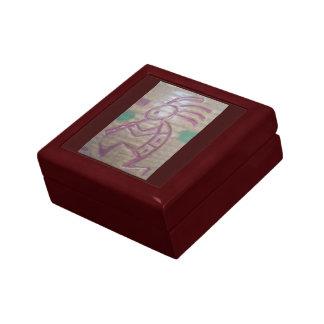 Earthenware Kokopelli Gift Box