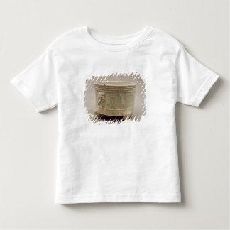 Earthenware tripod vessel shirt