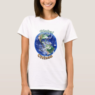 EarthGlobe3.png T-Shirt