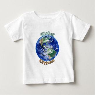 EarthGlobe3.png Infant T-shirt