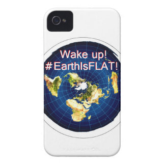EarthIsFlat Products iPhone 4 Cover