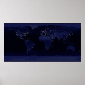 Earthlights Impresiones