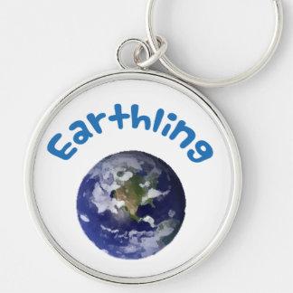 Earthling Llavero Personalizado