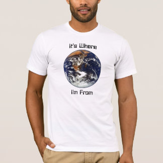 Earthling Mens Shirt
