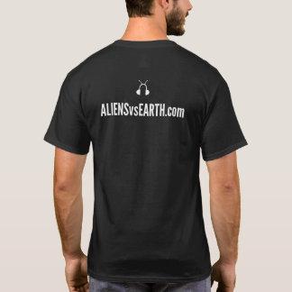 Earthlings Unite - Dark Men's T T-Shirt