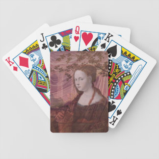 Earthly Delights Bicycle Playing Cards