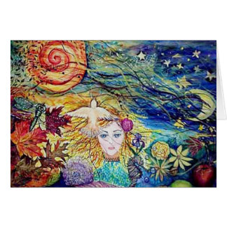 Earthly Delights Card