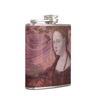 Earthly Delights Hip Flask